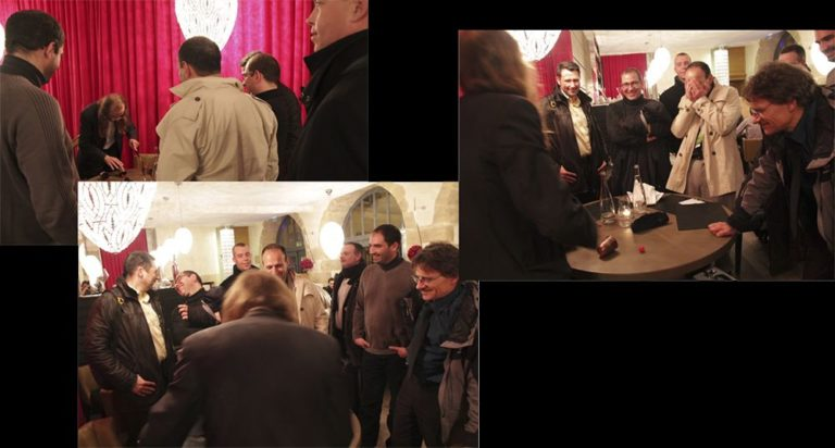 spectacle de magie pour séminaire Bretagne