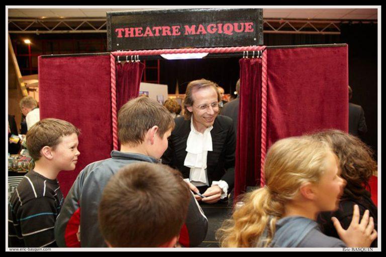Théâtre magique Brest Penfeld
