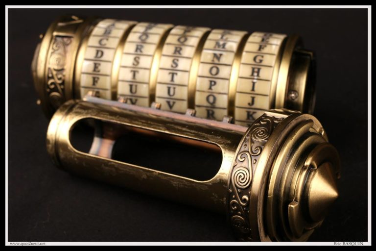 Objet magique Cryptex collector
