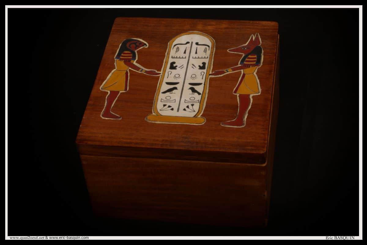 boîte accessoire magie