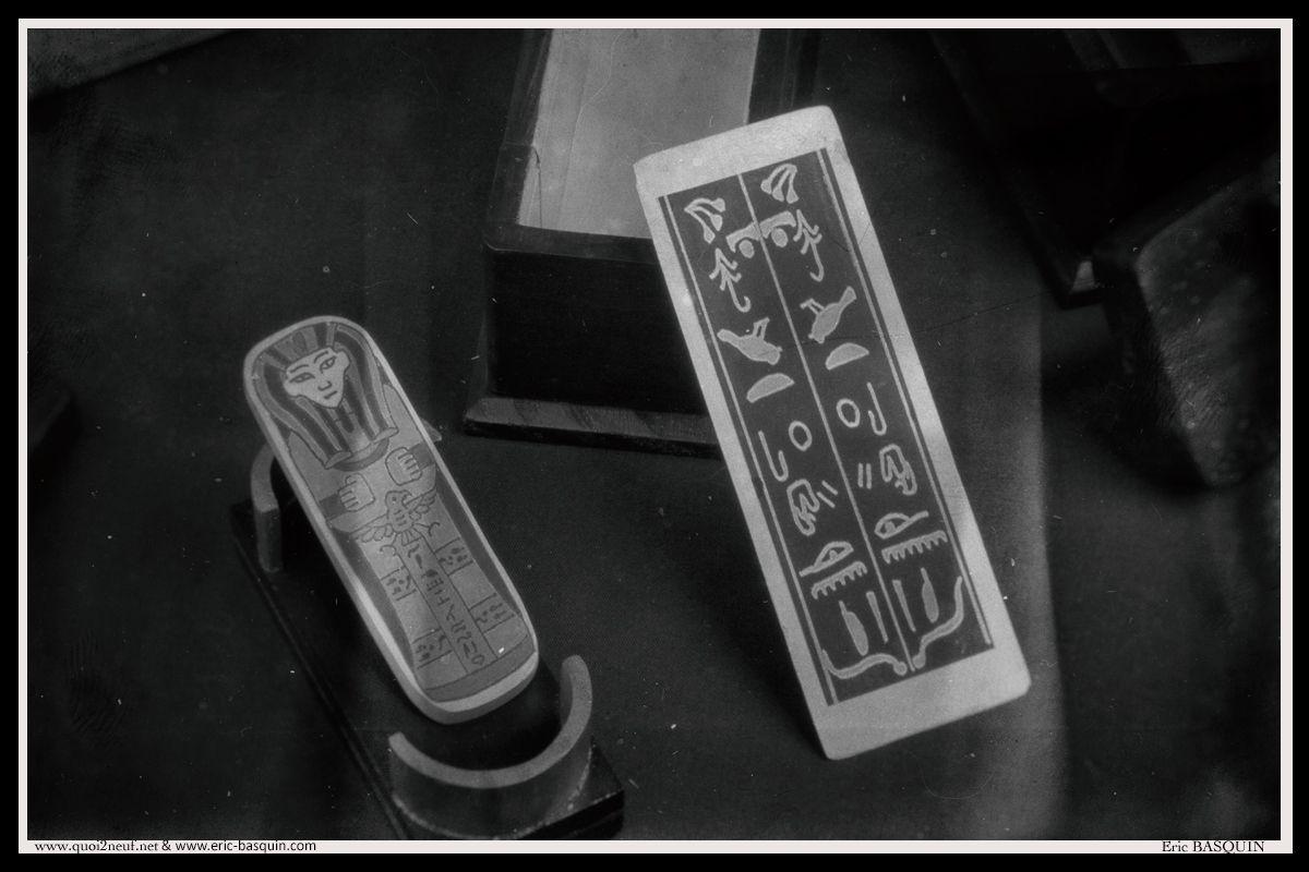 boîte sarcophage